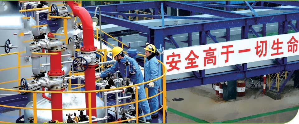 南京石化改造项目