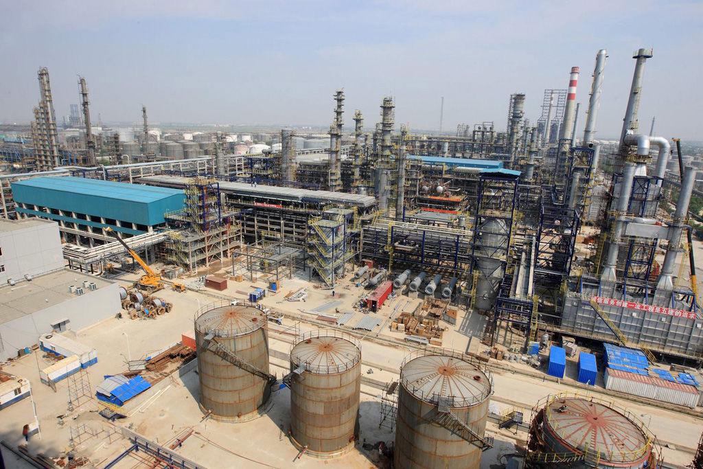 天津中石化改造项目