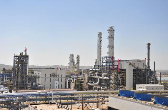 神化宁煤制烯烃(一期/二期)项目
