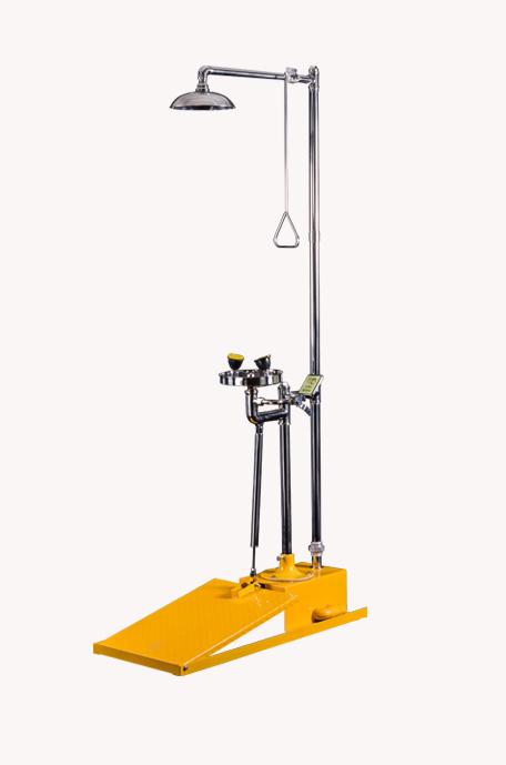 BH30-5012大踏板复合式洗眼器
