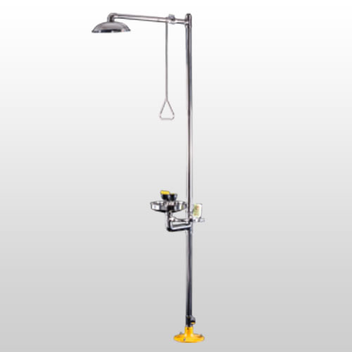 BH30-1316复合式紧急冲淋洗眼器(316标准型)