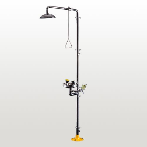 BH30-1018快速连接复合式洗眼器(快接型)
