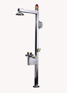 0206-1062复合式电伴热洗眼器(不锈钢外壳)