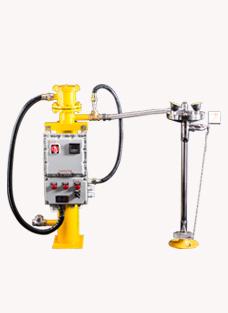 BH32-1066立式电加热洗眼器
