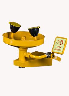 博化壁挂式洗眼器(304ABS)
