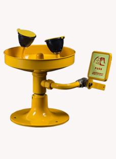 博化台式洗眼器(304ABS)