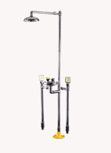 BH30-6012地埋式双杆洗眼器