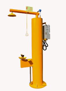 电伴热加热型洗眼器