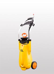0204-0782A移动便携洗眼桶12L