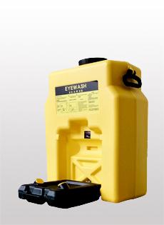 0204-1021便携式移动洗眼桶14加仑