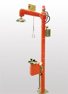 BH30-1062C电伴热洗眼器(橙色)