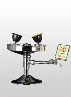 BH35-1009台式洗眼器(304)
