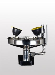 BH38-1010壁挂式全自动洗眼器