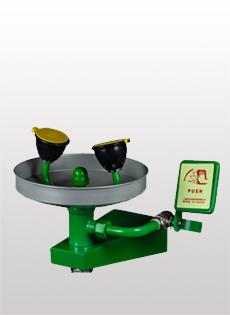 BH33-1011L壁挂式洗眼器(304LABS)