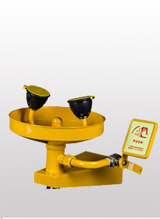 BH33-1011壁挂式洗眼器(304ABS)