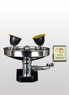 BH33-1010壁挂式洗眼器(304)