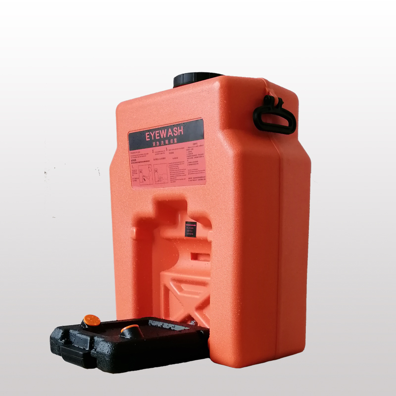 BH34-2023便携式移动洗眼桶
