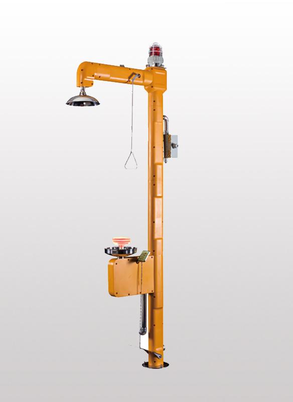 BH30-1062T复合式电伴热洗眼器