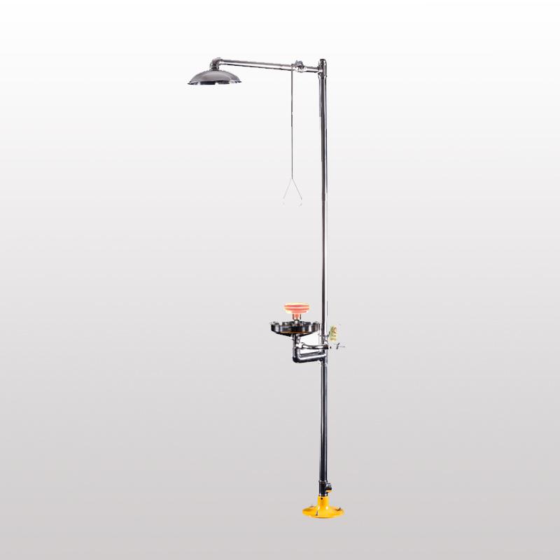 BH30-1010T复合式紧急冲淋洗眼器(304)