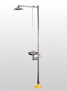 BH30-1015布朗波喷头去污杀菌复合式洗眼器