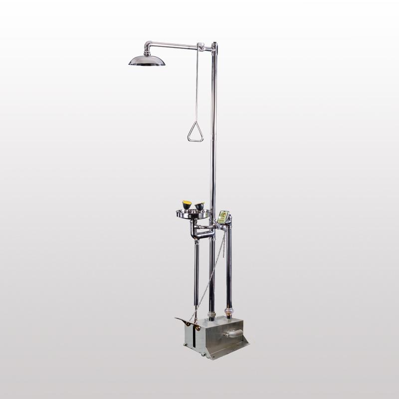 BH30-5012A小踏板复合式洗眼器